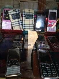 Used cell phones sell for approximately $35 USD. The average annual income of a DRC citizen is approximately $400 USD.